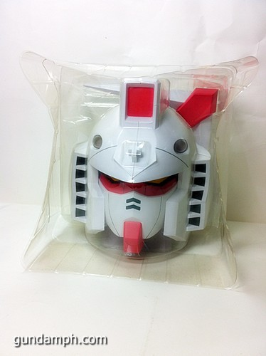 BIG RX-78-2 Gundam Head Coin Bank 30th Anniversary Edition 7-11 (13)