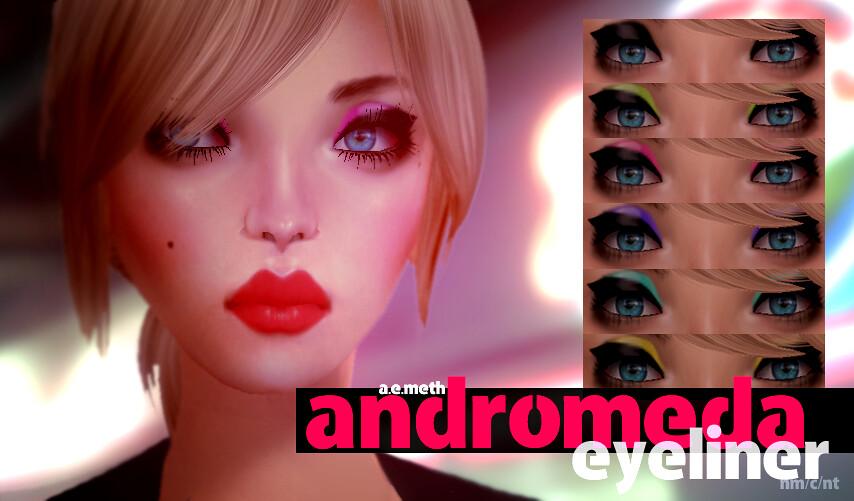 [ a.e.meth ] Andromeda Eyeliner