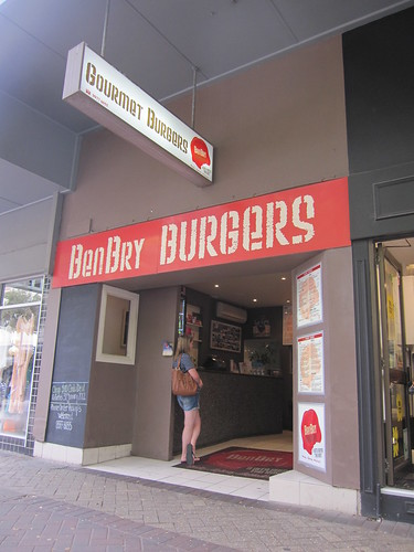 BenBry Burgers, Manly