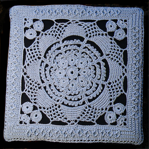 CB Crochet Square