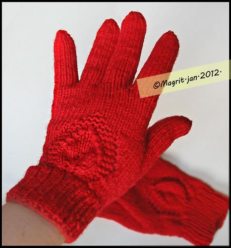 Melisandre's hands