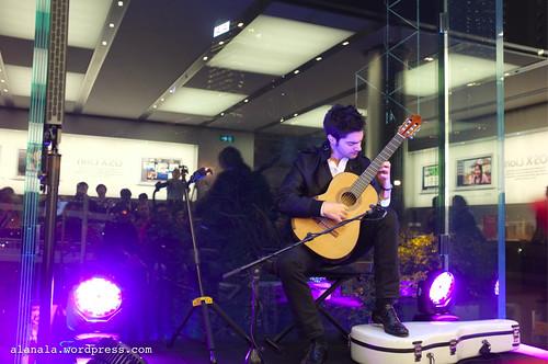Miloš Karadaglic Live @ Apple Store Hong Kong