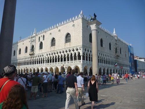 Piazza San Marco - La Piazzeta and Palazzo Ducale