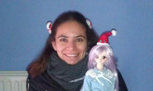 Yukino and I