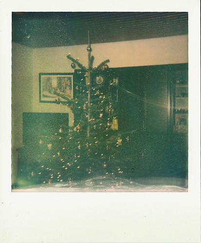 polaroid christmas