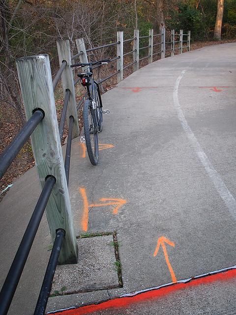 Pending Trail Repair