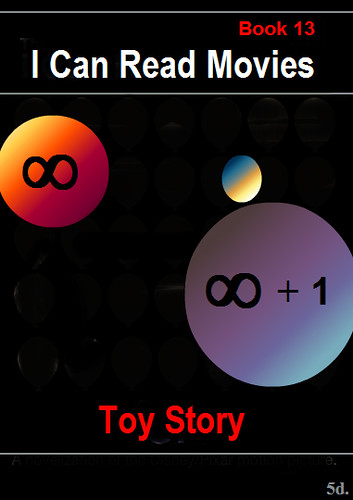 toy story movie book