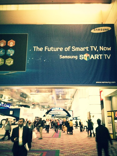 #ces is almost over.