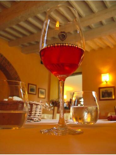 Restaurante Abadía de Coltibuono