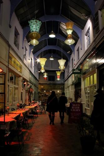brixton market for dnner