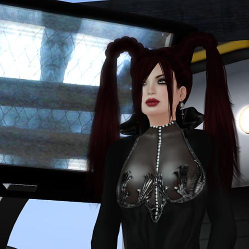Goth - Bladerunner 3