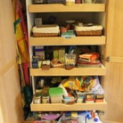 Kristina's Kitchen Pantry