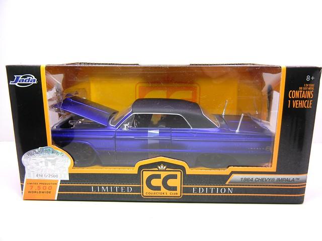 jada toys 1964 chevy impala (1)