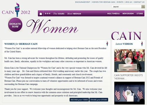 Women for Cain - screenshot 4