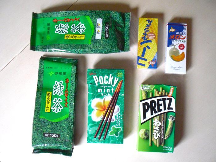 green goodies