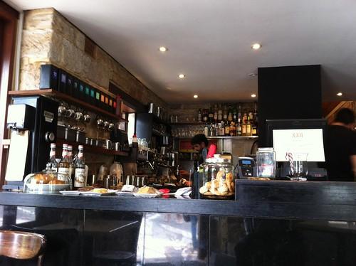 where the magic happens - cafe xxii, pyrmont