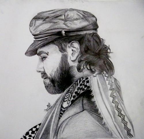 Vittorio Arrigoni, on Flickr