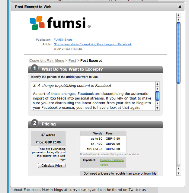 fumsi: buying the license...