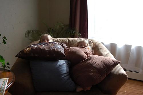 Pillow Peekers
