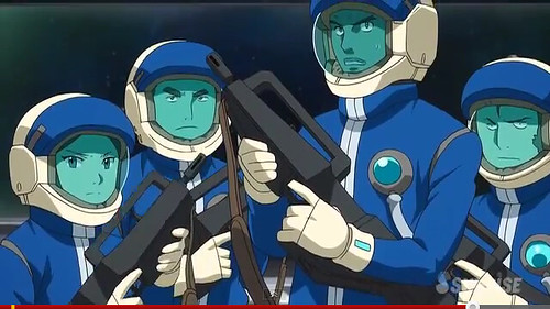 Gundam AGE Episode 14 Flash of Sorrow Youtube Gundam PH (36)