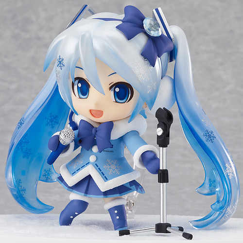 Nendoroid Snow Miku: Fluffy Coat version