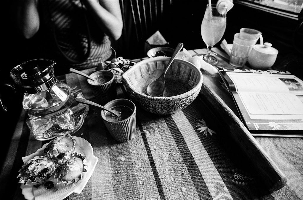 Tainan Narrow Door Cafe 7
