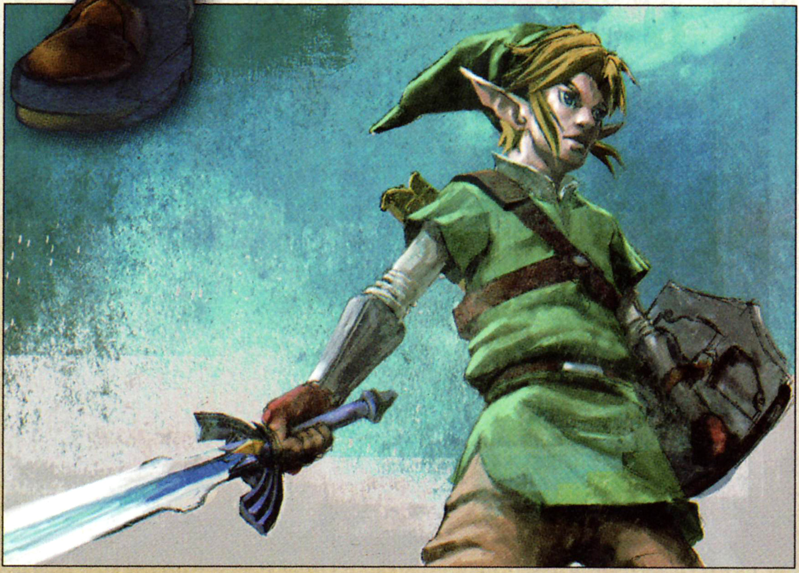 Zelda Arm Guard
