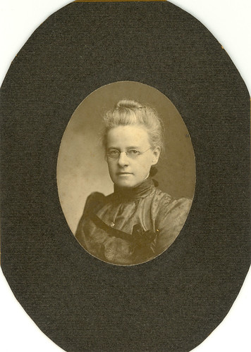 Elizabeth Forrer Peirce, later in life