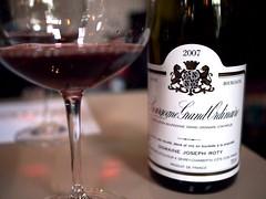 Domaine Joseph Roty Bourgogne Grand Ordinaire 2007,Verre Wine Bar, 8 Rodyk Street
