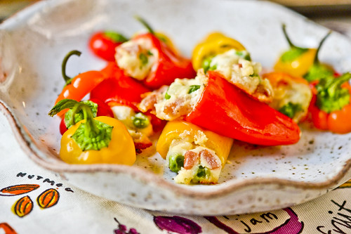 Stuffed Mini Peppers 1