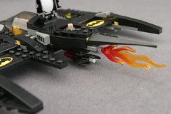 6863 Batwing Battle Over Gotham City - Batwing 15