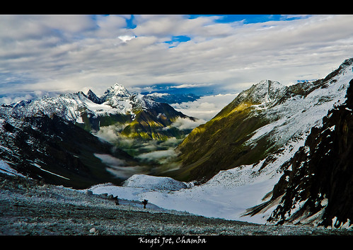 Manimahesh Kailash and Magic of Kugti Pass