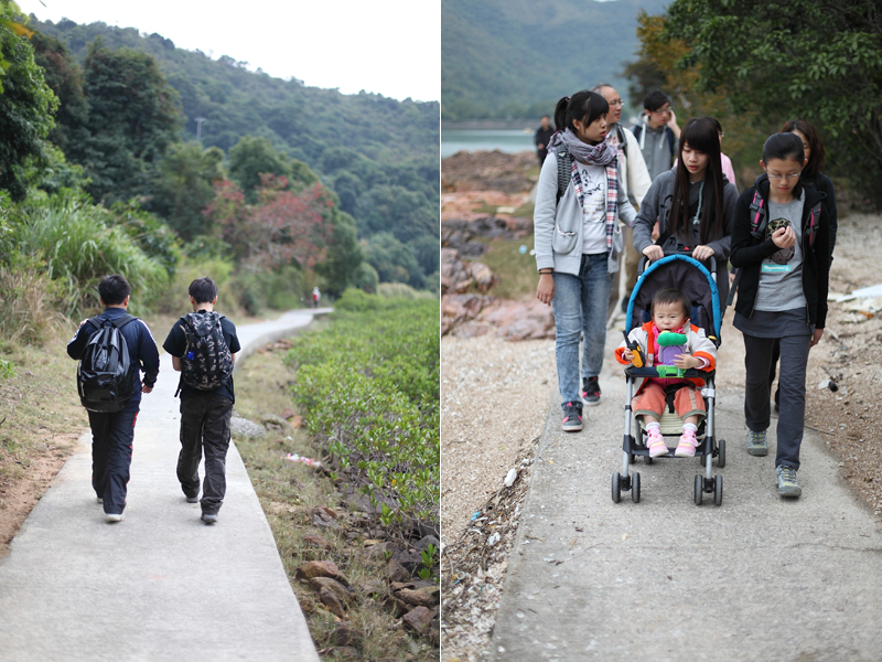Hiking trip, 16.12.2011