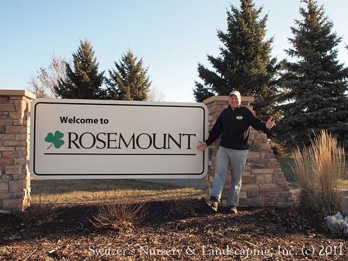 Landscape Designer Glenn! Switzer in Rosemount, Minnesota