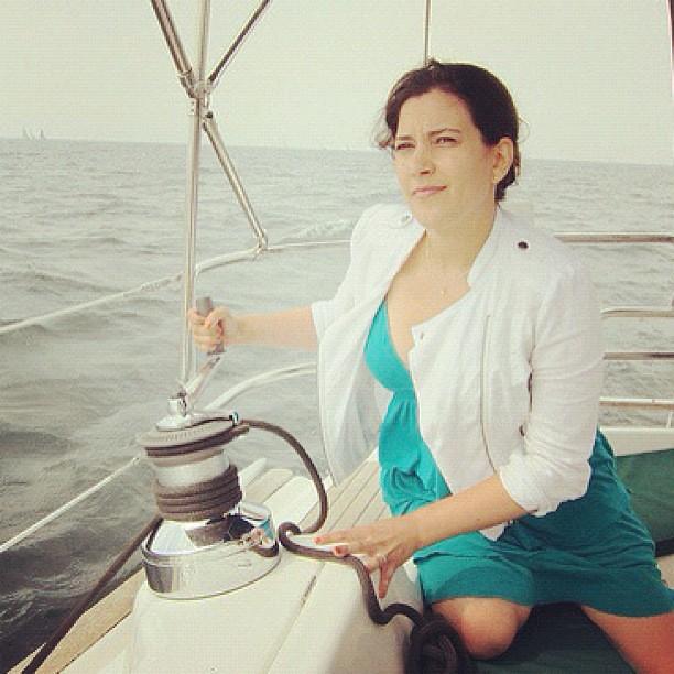 Sailing. #bestof2011