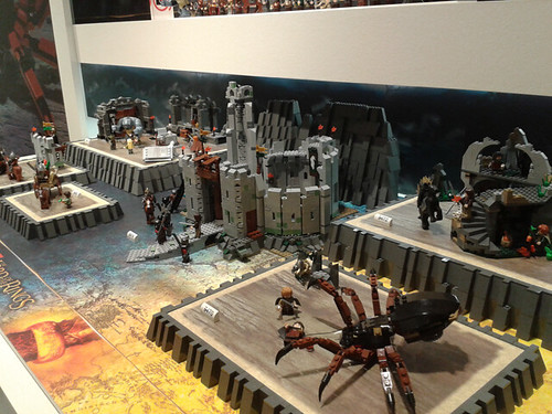 More LOTR from German Toy Fair