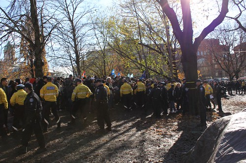 Last Day of #OccupyToronto