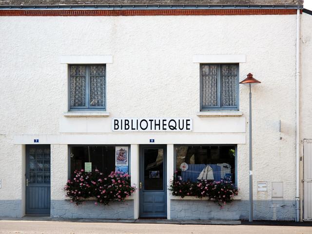 Bibliotheque Saint-Molf