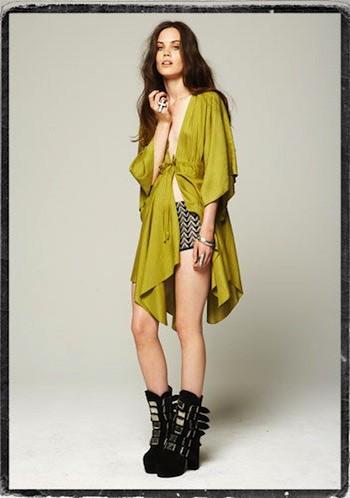 Spring:Summer 2011:12 Collection - Promotional Photo (22)