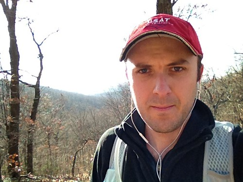 On a hike