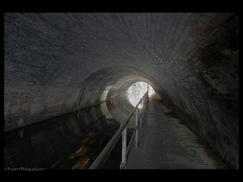Tunnel into the New Year