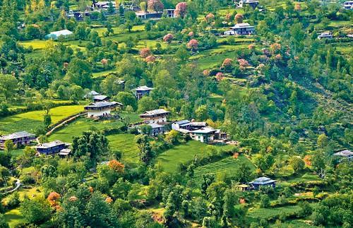 Banjar Valley, Kullu, Himachal Pradesh, India
