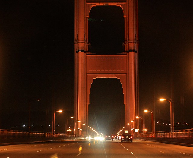 Golden Gate Bridge, San Francisco, Bay Area