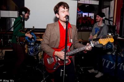 The Elwins @ Avant-Garde Bar