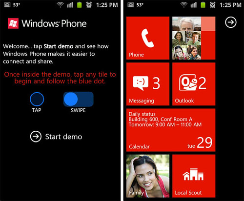 android-wp7-demo