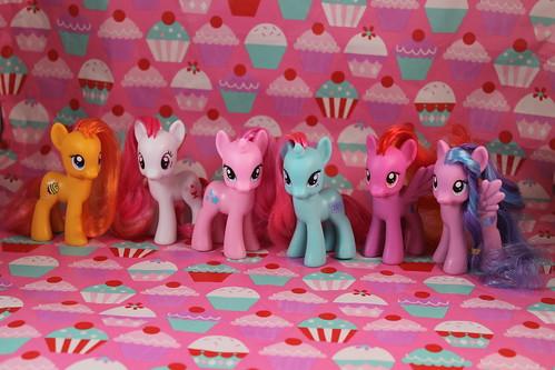 New Ponies!