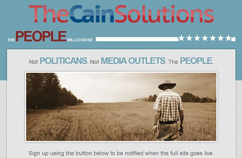 Cain solutions website