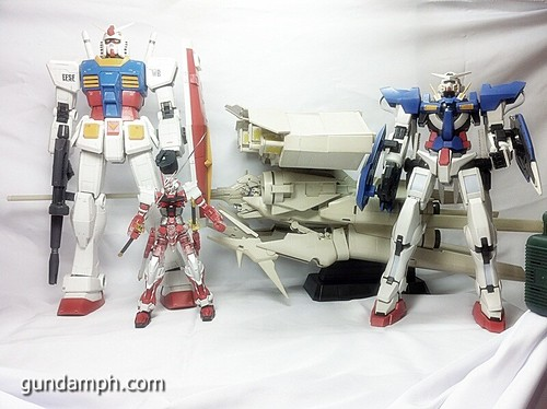 MSIA Dendrobium RX-78GP03 Gundam Figure Rare 2001 (71)