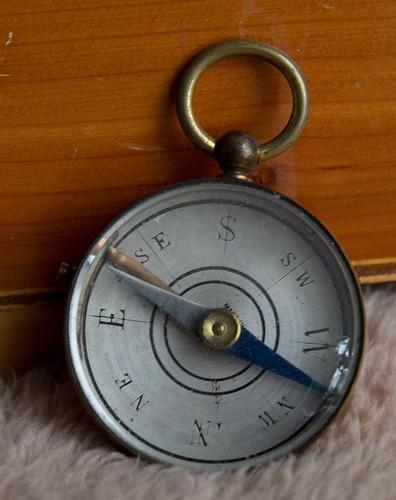 Grandpa Quinlan's Compass