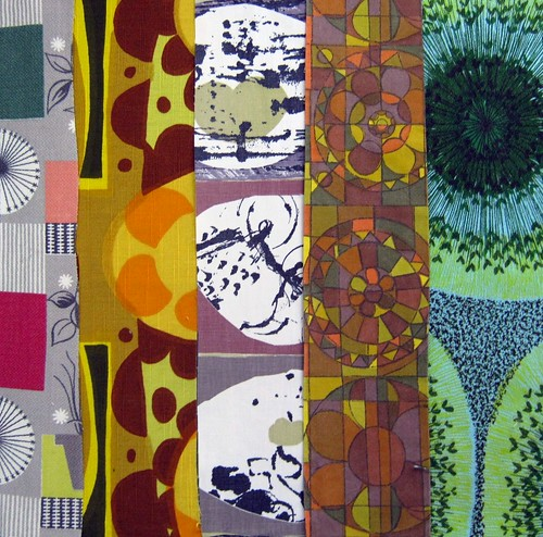 Meggy Magpie's scrap fabric bundle